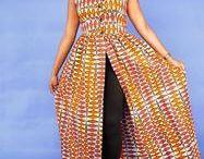 HouseOfSarah14's African Tops