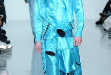 High fashion sportwear