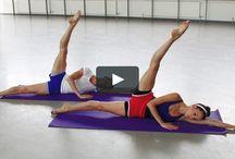 Ballet routines