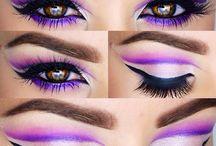 Makeup Lookboard Cut Crease