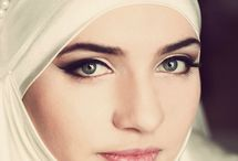 hijabs, veils and niqas