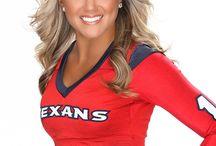 Houston Texans Cheerleaders