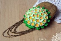 Handmade & Fimo / my passion...Handmade and fimo jewelries