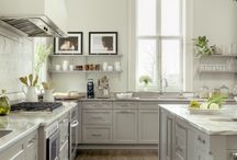 Kitchens / by Donna Wilkes