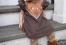 Babies and childrens dresses