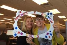 National Payroll Week 2015 / Our employees were #PaychexProud to celebrate National Payroll Week! #PicturePerfectPayroll