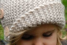 Crochet hat / by Kirsten Herranes