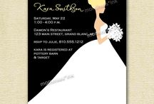Invitations / by Randi O'Brien