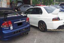 Malaysia Custom Modified Cars / Malaysia Custom Modified Cars
