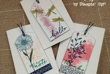 Stampin' up! - Touch of Texture
