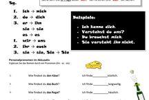 német - Personalpronomen