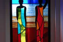 Creative Stained Glass Designs (XP) / Creative Stained Glass Designs