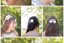 Wedding Hairstyles / Inspiration hairstyles for your weddings day
