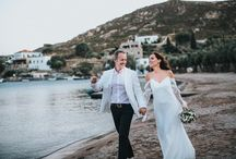 Sanem's & Umur's promise: Their Patmos story ! / Take a look at Sanem & Umur's wedding reception on the 5th of July 2016, at #patmosaktis and cherish their feelings of true love & happiness.. May your life together be filled with unforgettable moments and endless tenderness! Congratulations! Special thanks to 1 Yastikta Documentary Wedding Photography for sharing some of the pictures shown below with us || *Search from more pictures online in social media using: #sanemumur #sanemumurwedding
