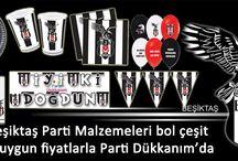 Beşiktaş Parti Malzemeleri
