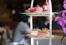 Afternoon tea / Most beautiful and delicious Tea-times and afternoon teas #teatime #afternoontea #pastries #fingerfood #desserts @#fresh