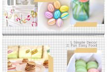 Easter Brunch / by Bargain Hoot.com = DIY crafts
