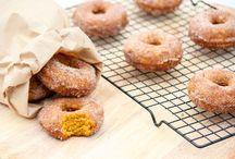 Fall baking / by Krystal Waddington
