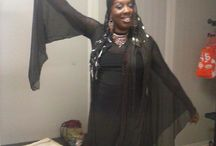 Backing singer dresses / Dresses for inspiration