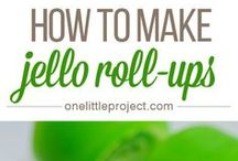 Jelly roll ups