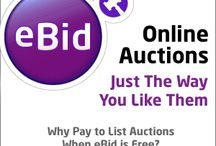Auction / All brands of Auction coupons in US. / by dgnmw.com