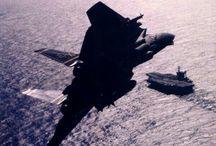 Fighter Jets / by Delaney K.
