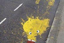 > STREET ART <