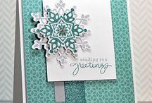 Stampin Up Weihnachten/ Winter / Weihnachts- und Winterbastelideen