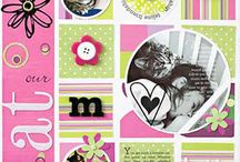 scrapbooking / by Christy Good