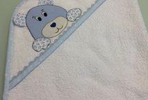 toallas de baño para bebé