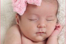 Shabby Baby Headbands Newborn Headbands / Shabby Chic Baby Headbands Newborn Headbands Vintage www.sweetbabybowtique.com