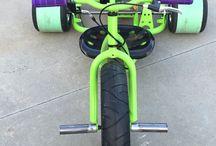 Bikes/Motorbikes/Drift trikes