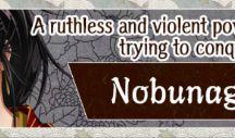 Shall we date? Ninja love - Nobunaga Oda