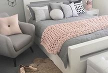 bedroom colour pallet