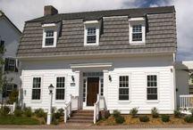 Parkwood Exteriors:  Dutch Colonial