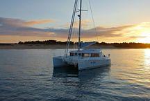 LAGOON 421 / #sailing, #yacht, #bluevoyage, #yachtcharter, www.cnlyacht.com