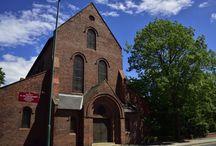 St John's church, Middlesbrough