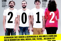 Time Out Barcelona covers 2012