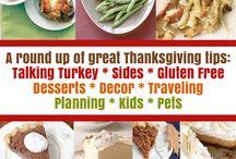 Thanksgiving  / Recipes