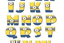abecedy
