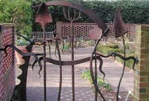 Garden, yard / by Khristina Tew