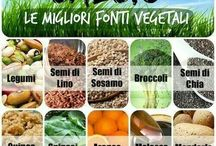 Le migliori fonti vegetali