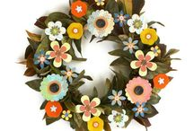C>decorations>wreaths / by Claire