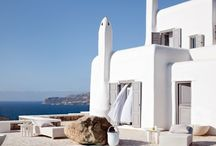Mykonos Villas / Luxury villas in Mykonos, Greece