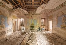Photo Decadence / Resurrection of abandoned worlds