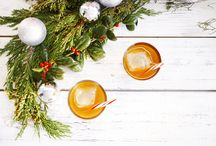 A&L HOLIDAY / Inspiration and recipes for holiday cocktails and decor.