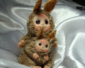 Love of dolls/goblins and magical beings / by Sharyn Parsell