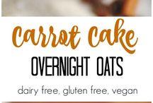 Oatmeals/ Overnight oats