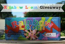 Rainbow Loom / Sigue las técnicas que tenemos preparadas para ti. Ya puedes adquirir el kit  en nuestras tiendas o en nuestro sitio web