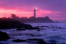 California Lighthouses / by Cherie Long